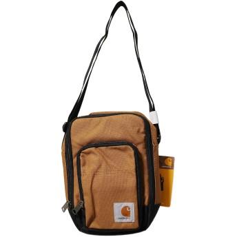 Carhartt(カーハート)ボディーバッグ ミニショルダー バッグ カバン Gear Organizer Brown Crossbody Bag(ブラウン)