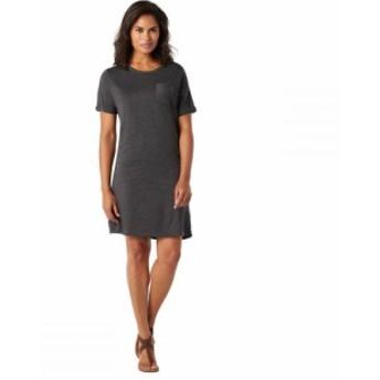 スマートウール Smartwool レディース ワンピース ワンピース・ドレス Merino 150 Short - Sleeve Dress Iron Heather