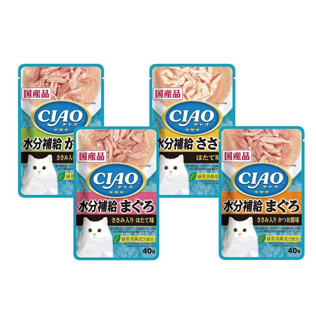 添加綠茶消臭成分,有助減少貓咪糞便的異味提供最接近體液中的礦物質所需的成分有效率的補充水分與電解質 淨重:40g產地:日本 #鰹魚+雞肉+柴魚(綠)#鮪魚+雞肉+柴魚(橘)#雞肉+干貝(黃)#鮪魚+雞