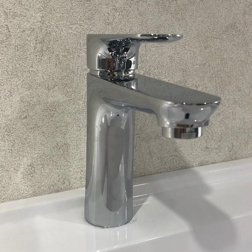 Cozy衛浴 高級銅電鍍檯面龍頭 型號 CY-9901 銅電鍍 衛浴面盆冷熱水龍頭 含所有配件