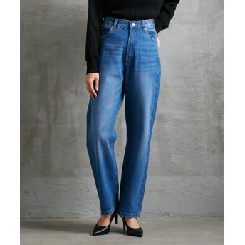 セミワイドパンツ (レディースパンツ)Pants