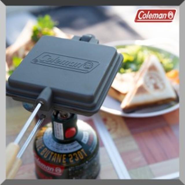 コールマン ホットサンドイッチクッカー 170-9435 調理 バーべキュー 用品 クッカー キャンプ アウトドア