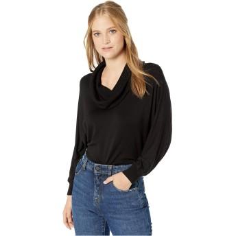 [スプレンディット] レディース パーカー・スウェットシャツ Super Soft Rib Knit Cowl Top [並行輸入品]