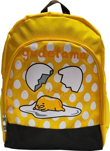 蛋黃哥雙層後背包