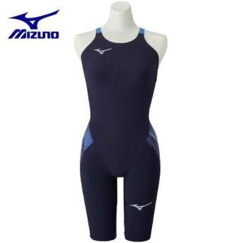 ミズノ FINA承認 競泳水着 レディース 競泳用GX・SONIC V MR ハーフスーツ N2MG0202 20 MIZUNO