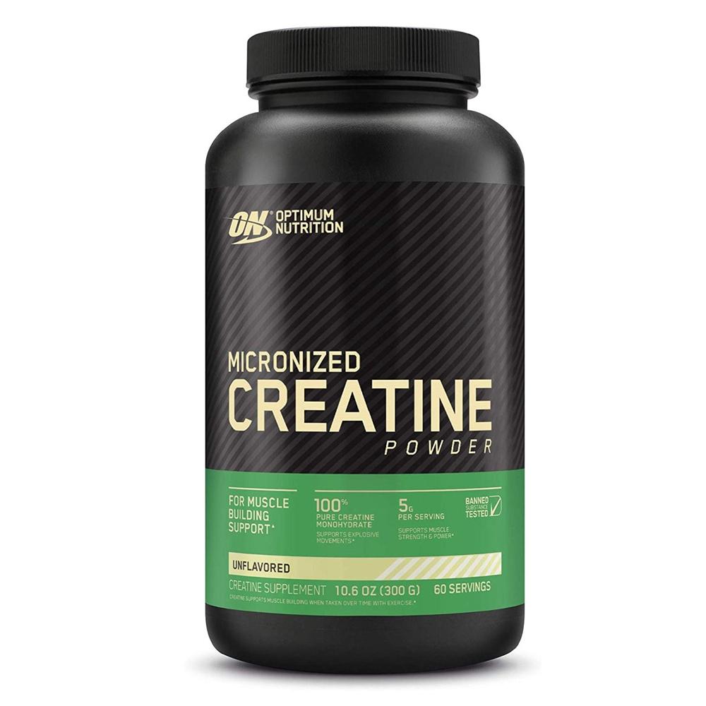 【美國 ON 歐恩】CREATINE 肌酸(300g/罐) 效期2022/12 - 官方旗艦店