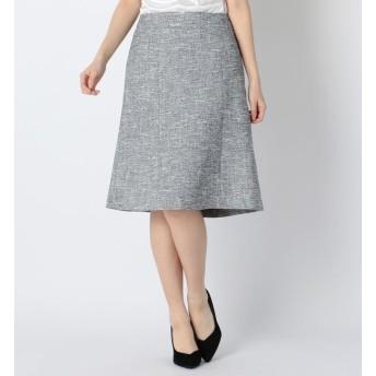 【ミューズ リファインド クローズ/MEW'S REFINED CLOTHES】 MIXツイードスカート