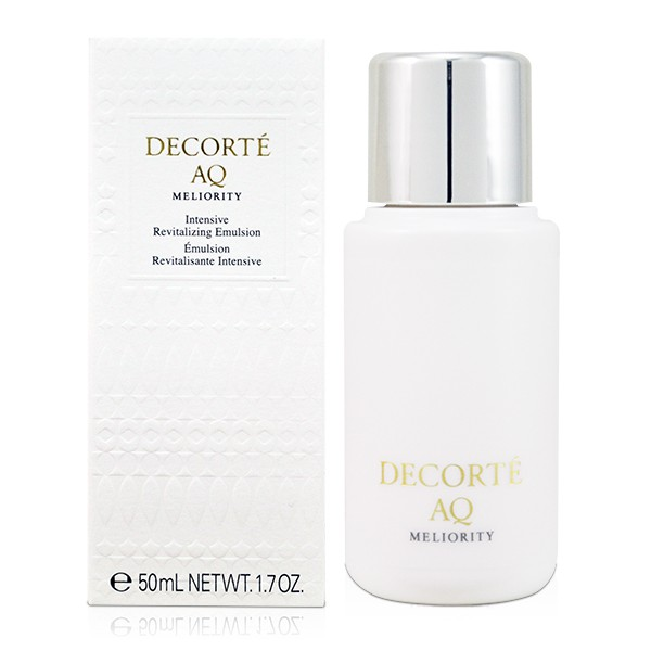 COSME DECORTE 黛珂 AQ完美精質 極燦全能乳 50ml【Pinku】