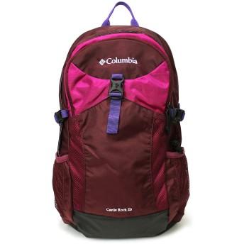 [Columbia(コロンビア)] リュック CASTLE 20L BACKPACK(キャッスルロック20Lバックパック) PU8428 リッチワイン