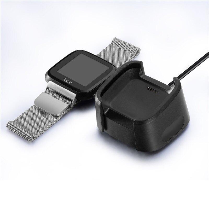 【充電線】Fitbit Versa 2 健康運動智慧手錶專用充電線/智能手表充電座/充電器