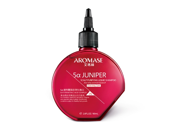 AROMASE艾瑪絲 1%捷利爾頭皮淨化液CC 80ml