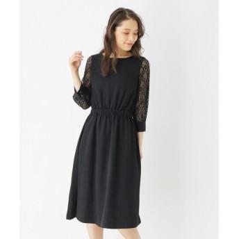 grove / グローブ 【S-LLまで】チュールスリーブドレス