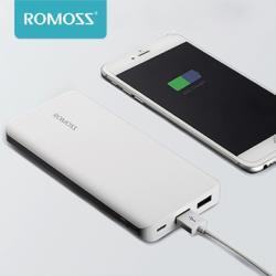 【i3嘻】ROMOSS 10000mAh 行動電源(DM10)-白