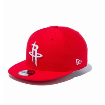 NEW ERA ニューエラ 9FIFTY Hex Tech ヒューストン・ロケッツ フロントドアレッド スナップバックキャップ アジャスタブル サイズ調整可能 ベースボールキャップ キャップ 帽子 メンズ レディース 57.7 - 61.5cm 12326176 NEWERA