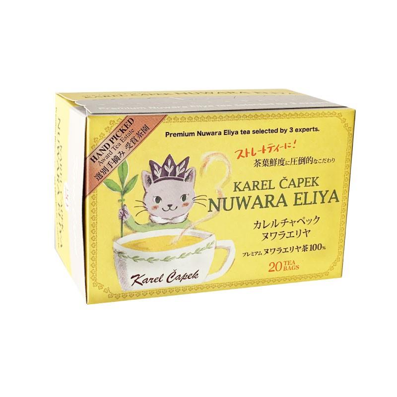 日本 山田詩子 高品質奢華 努瓦拉艾利亞 Nuwara Eliya茶包 經濟包(非立體茶包)1.2g x20P