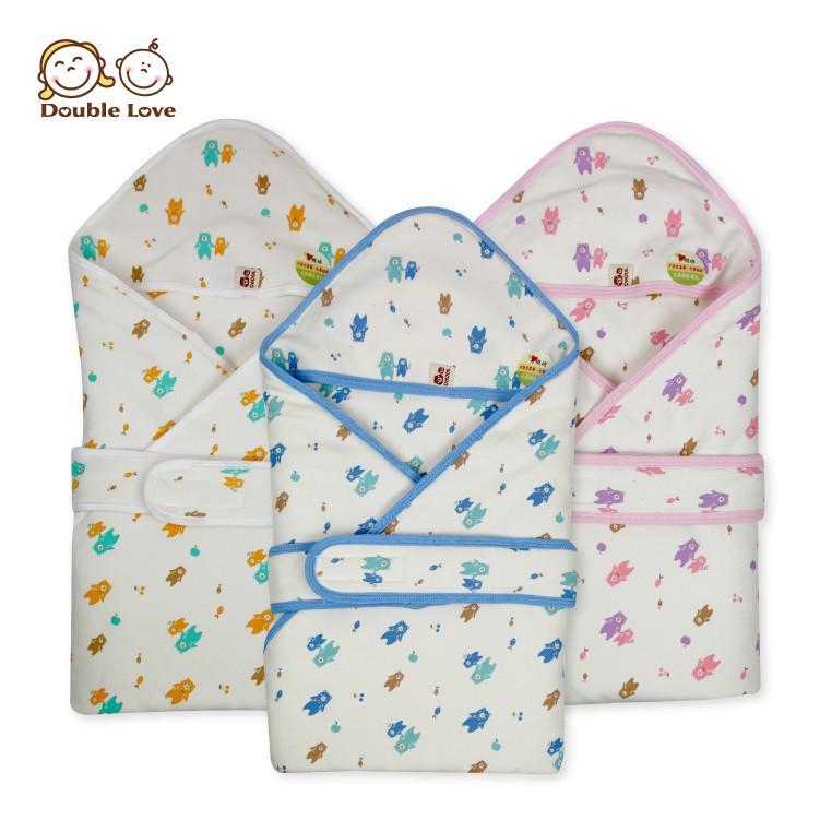 台灣製 有機棉厚款包巾 JA0111