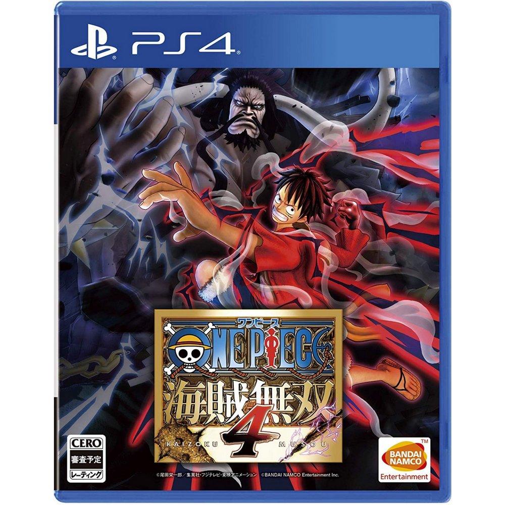 PS4《航海王:海賊無雙 4》中文一般版