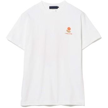 (ビームス)BEAMS/半袖プリントTシャツ MAYUMI YAMASE × BEAMS T I DO CARE TEE メンズ WHITE M