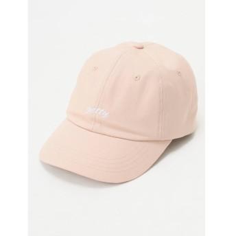 セシルマクビー CECIL McBEE ツイルキャップ (ピンク)