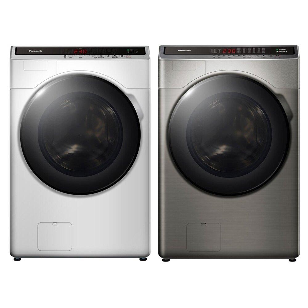 Panasonic 國際牌 18公斤 洗脫烘變頻滾筒洗衣機 NA-V180HDH