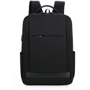 Tyannan USBは充電ポートと耐久性のあるハイキングバックパック、学生のバックパック、旅行ノートパソコンのバックパック、ビジネスアンチ盗難スリムは、女性の男性のための防水・カレッジスクールコンピュータバッグは、15.6インチのノートパソコンに適合します