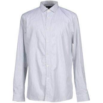 《セール開催中》MICHAEL KORS MENS メンズ シャツ ライトグレー M コットン 100%