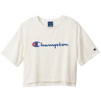 ウィメンズ クロップドTシャツ 20SS 【春夏新作】スポーツ チャンピオン(CW-RS304)【5500円以上購入で送料無料】