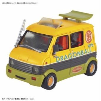 バンダイ メカコレクション ドラゴンボール 第7巻 亀仙人のワゴン車プラモデル 【返品種別B】