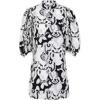 《セール開催中》SEE BY CHLO レディース ミニワンピース&ドレス ブラック 34 コットン 100%