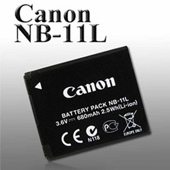 canonnb-11l/nb11l專用相機原廠電池 (全新平輸-密封包裝)