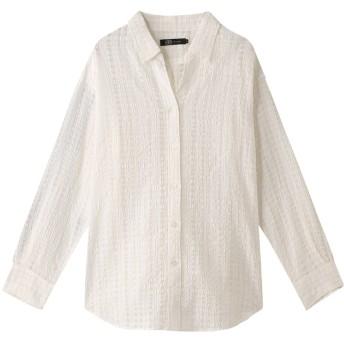 JET ジェット 【JET LOSANGELES】スキッパーチェックシャツ ホワイト