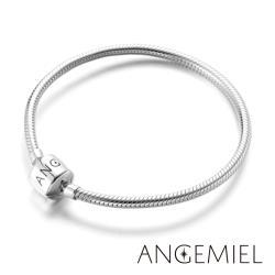 Angemiel安婕米 義大利珠飾 925純銀手鍊(基礎款)