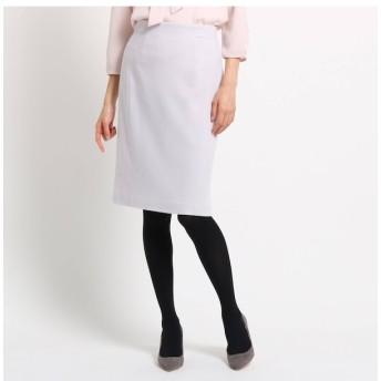 【クード シャンス/COUP DE CHANCE】 [L]ウール混ジャージタイトスカート