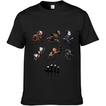 Tシャツ メンズ レディース 半袖 ロゴTシャツ クルーネック デッドバイデイライト カットソー トップス スポーツ ティシャツ 柔らかい ファッション 綿 カジュアル カップル インナーシャツ