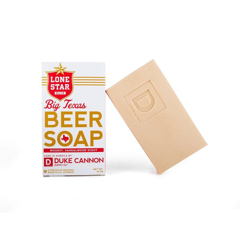 Duke Cannon BIG ASS 德州啤酒大肥皂