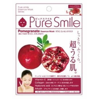 PureSmile(ピュアスマイル) エッセンスマスク 化粧水タイプ 30枚セット ザクロ・006