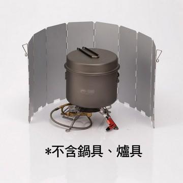 【Rhino 台灣】犀牛鋁合金擋風板 (K-9)