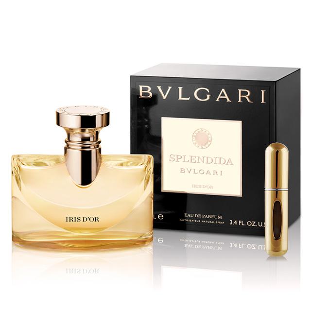 BVLGARI 寶格麗 明彩馨香女性淡香精50ml贈香水分裝瓶(隨機)