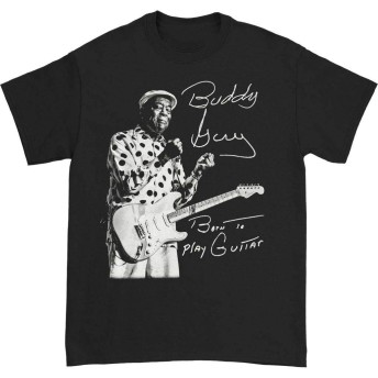 Buddy Guy Two Fisted 2017 (CH - LA) Tシャツ