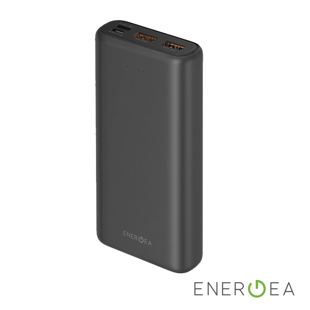 ENERGEA 20000mAh 雙電壓智能快速充行動電源