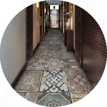 廊下カーペット キッチンカーペット ロングマット - 幅広い用途、任意のサイズは、防水、ノーフェージングをカスタマイズすることができます GMING (Color : K, Size : 1.21m)