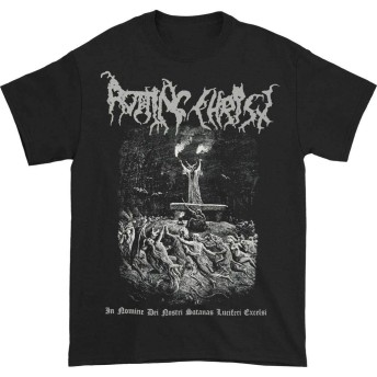 Rotting Christ In Nomine Dei Nostri Tシャツ
