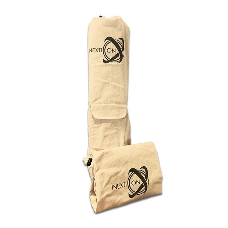 瑜珈墊純胚棉布揹袋