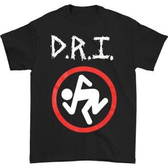 D.R.I. D.R.I. Skanking Man Tシャツ Tシャツ