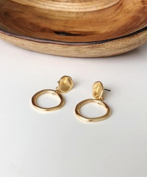 韓國空運 - ally earrings 耳環