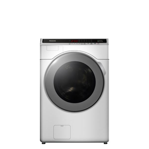 Panasonic 國際牌 14公斤 洗脫烘變頻滾筒洗衣機 NA-V140HDH-W 冰鑽白
