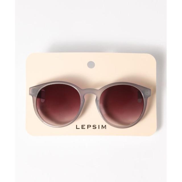 (LEPSIM/レプシィム)ファッショングラス1/ [.st](ドットエスティ)公式