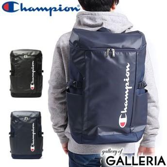 チャンピオン リュック Champion バッグ リュックサック バケット 通学 スクールバッグ B4 40L 中学生 高校生 62489