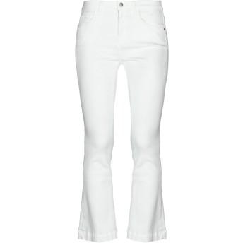 《セール開催中》KAOS JEANS レディース ジーンズ ホワイト 27 指定外繊維(テンセル) 63% / コットン 30% / ポリエステル 5% / ポリウレタン 2%