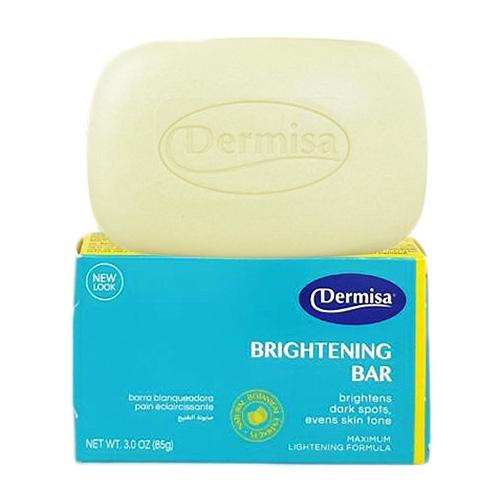 美國 Dermisa 超級嫩白皂(85g)【小三美日】D000164